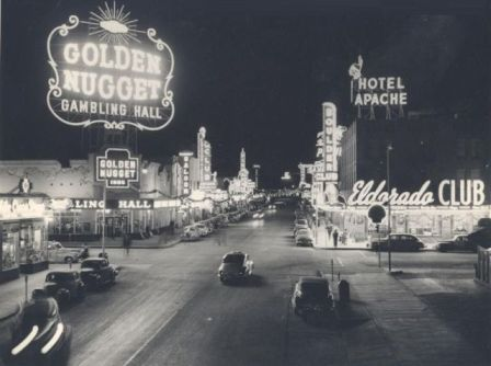 las vegas past